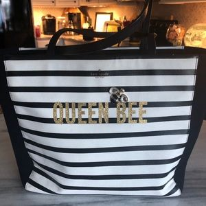 Kate Spade Down the Rabbit Hole Queen Bee Purse